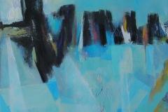 Fields – 20×24″ acrylic on canvas